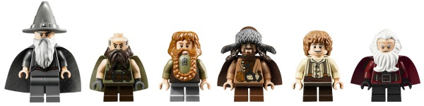 Love the Bofur lego, but where is Thorin?