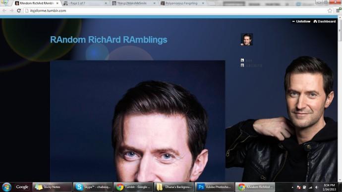 Random Richard's Ramblings Tumblr