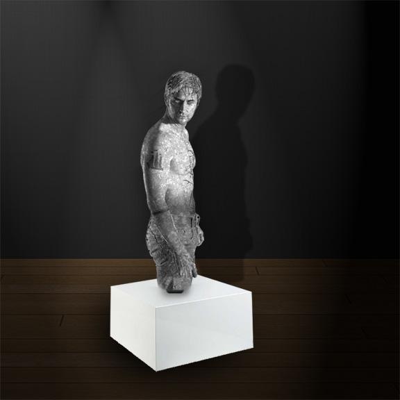RA Statue